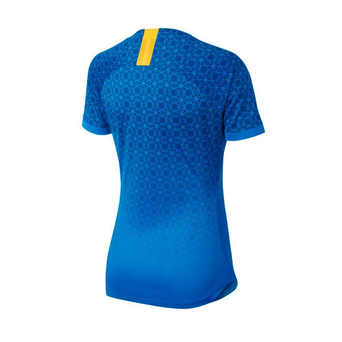 Camisa Brasil II Nike 2019-20 Feminina