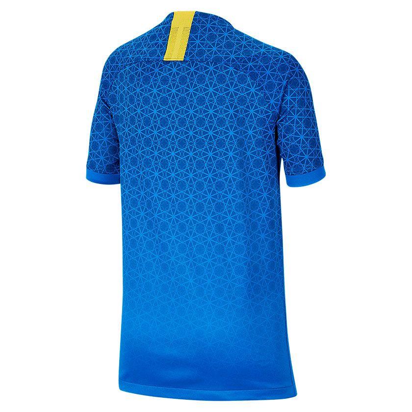 Camisa Brasil II Nike FWWC 2019/20 Infantil