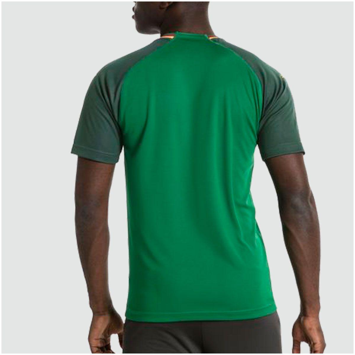 Camisa Camarões Home Puma 2018