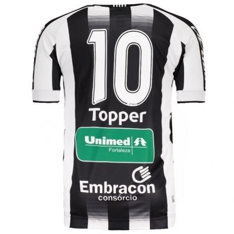 Camisa Ceará I Topper 2016 Nº10