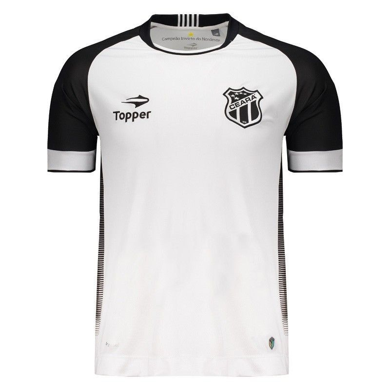 Camisa Ceará II Topper 2016 Nº10 - 2ª Qualidade