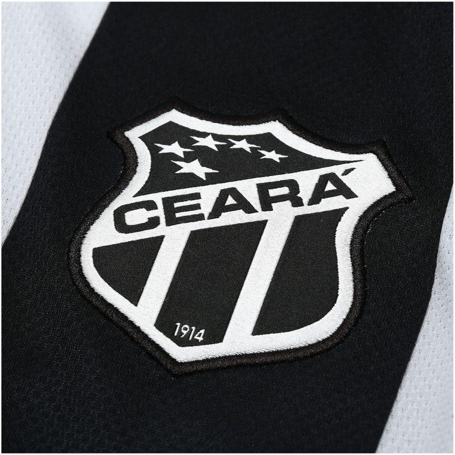Camisa Ceará I Topper 2017 C/P - 2ª Qualidade