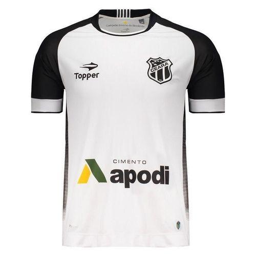 Camisa Ceará II Topper 2016 C/P - 2ª Qualidade
