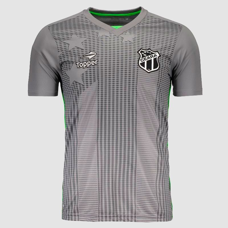 Camisa Ceará II Treino Topper 2016