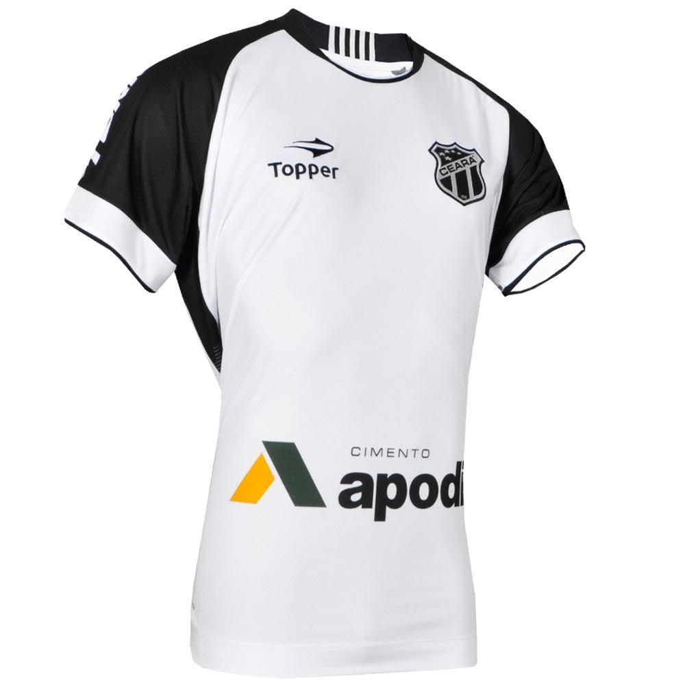 Camisa Ceará II Topper 2016 Torcedor Masculina