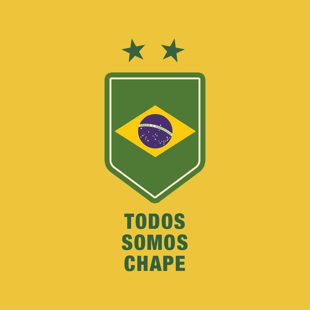 Camisa Chapecoense #ForçaChape