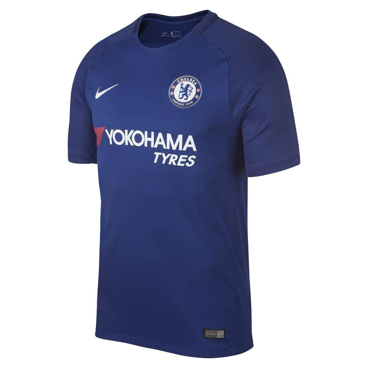 Camisa Chelsea Home Nike 2017-18