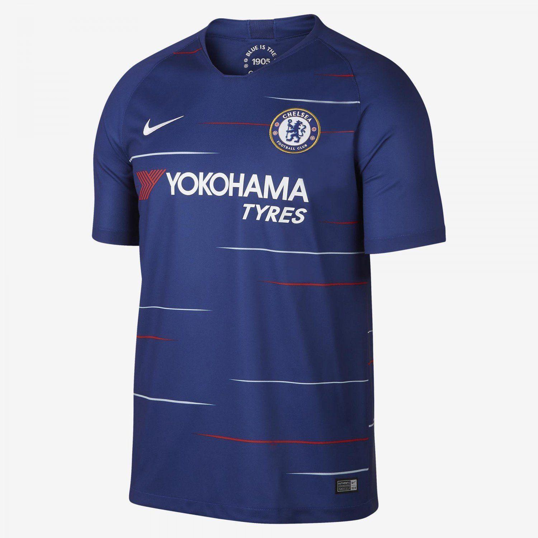 Camisa Chelsea I Nike 2018-19