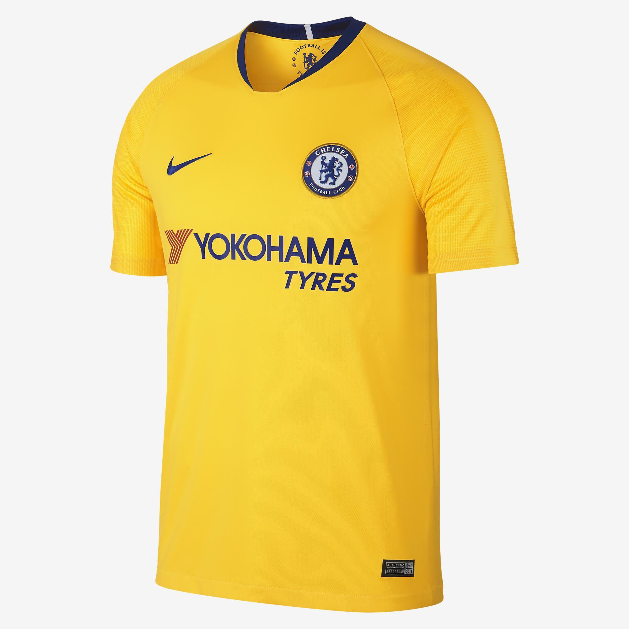 00067973c5 Camisa Chelsea Away Nike 2018 19