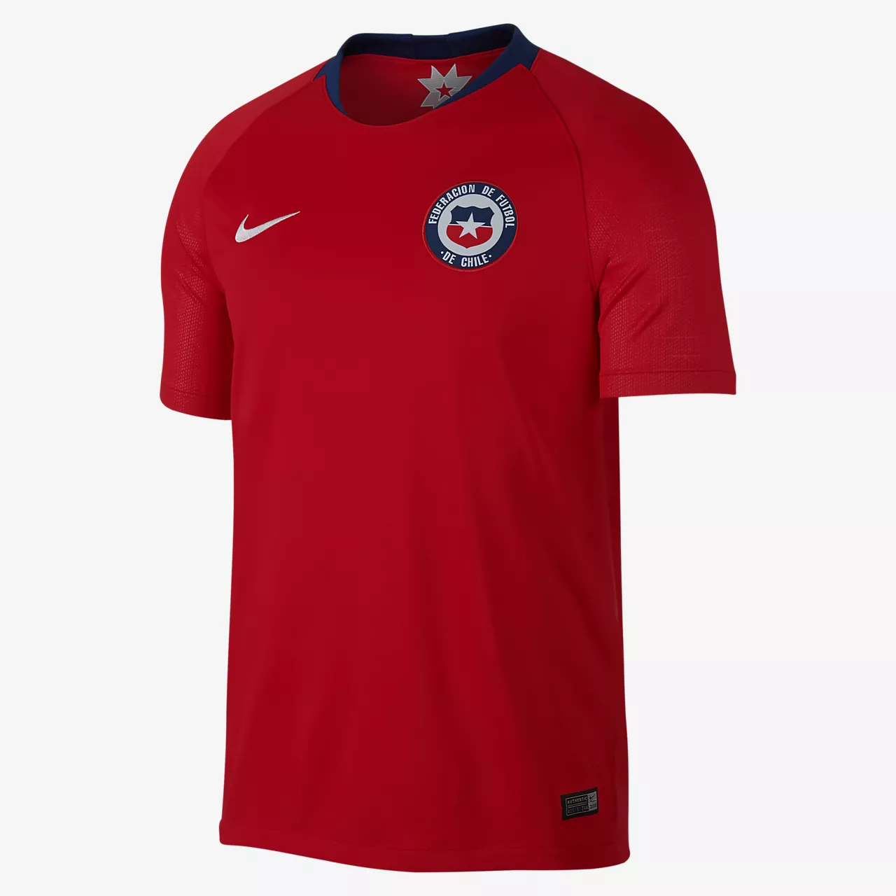 Camisa Chile Home Nike 2018