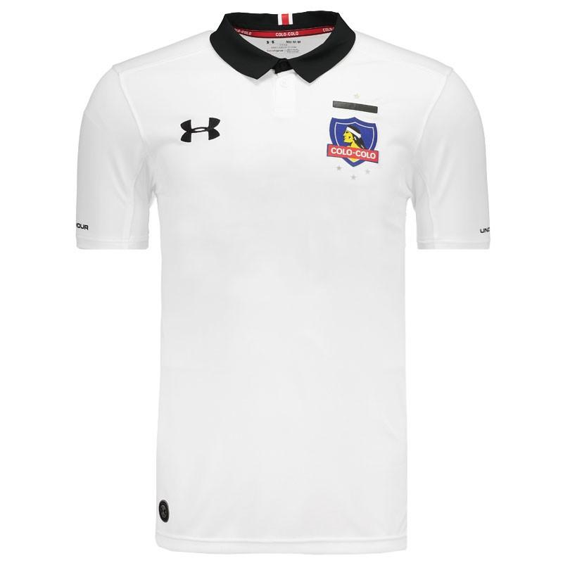 Camisa Colo-Colo I Home 2017