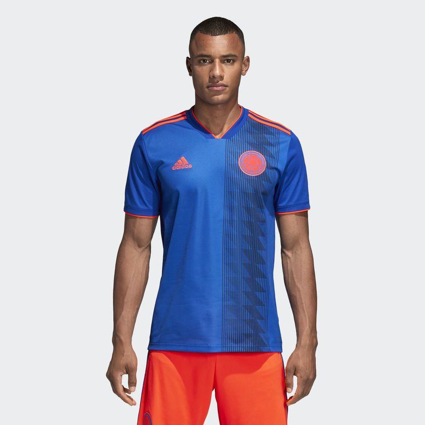 Camisa Colômbia II Away 2018