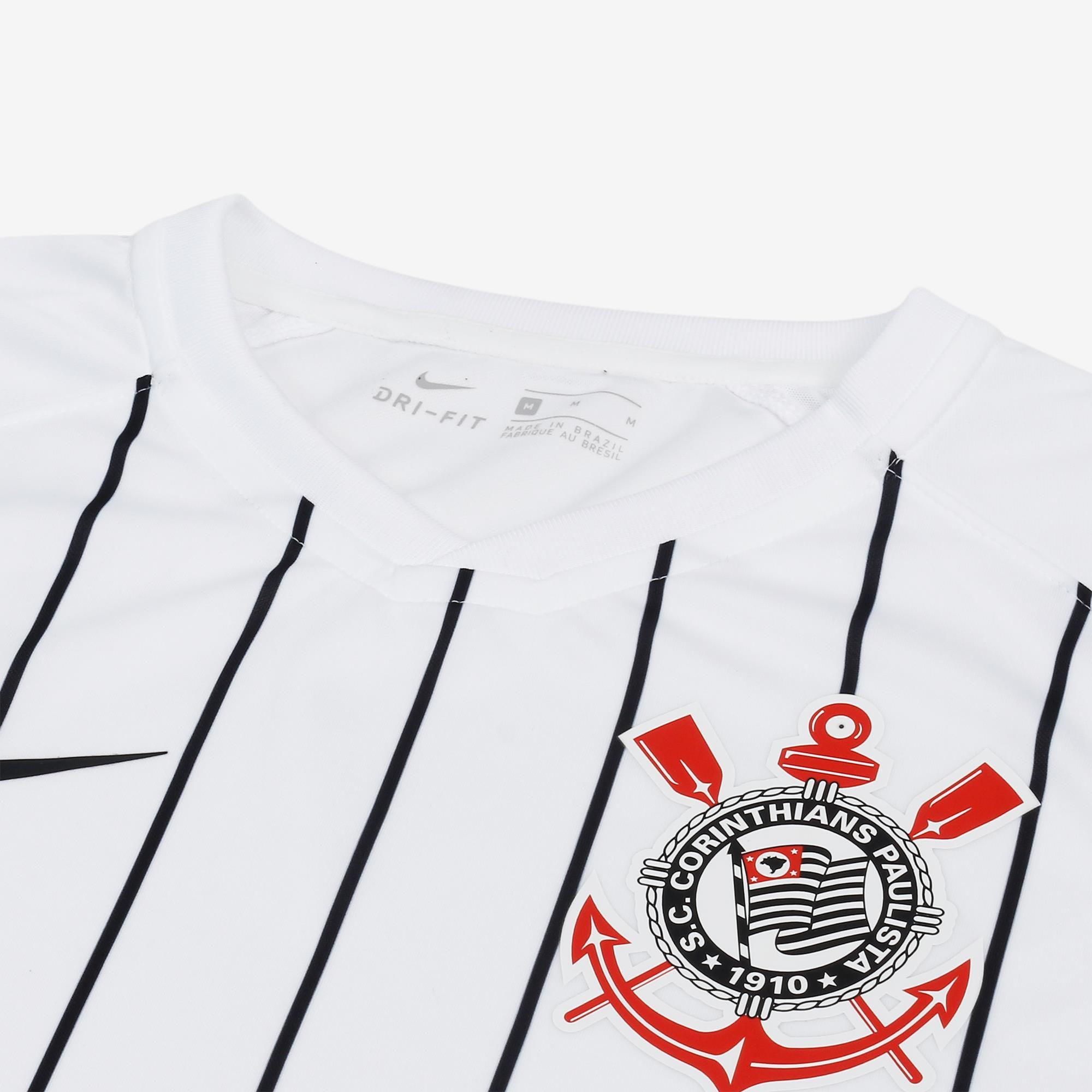 Camisa Corinthians I Nike 2019/20
