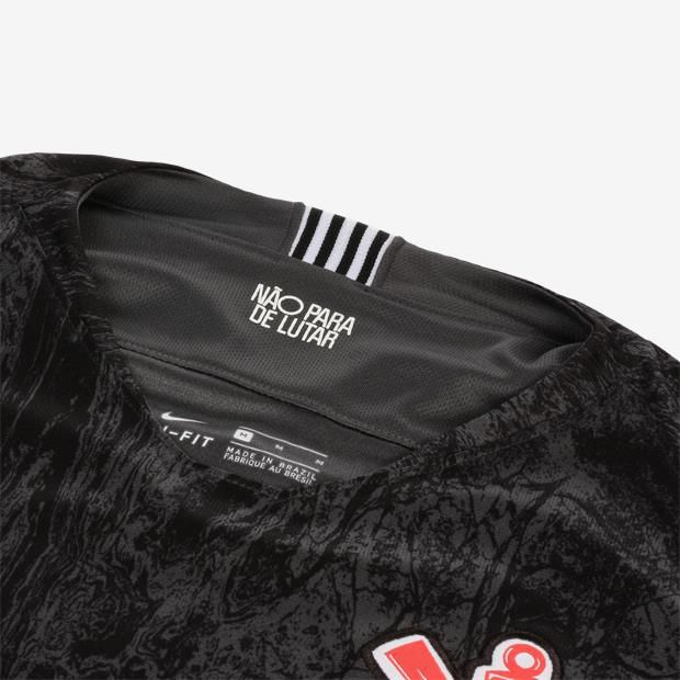 Camisa Corinthians II Nike 2018