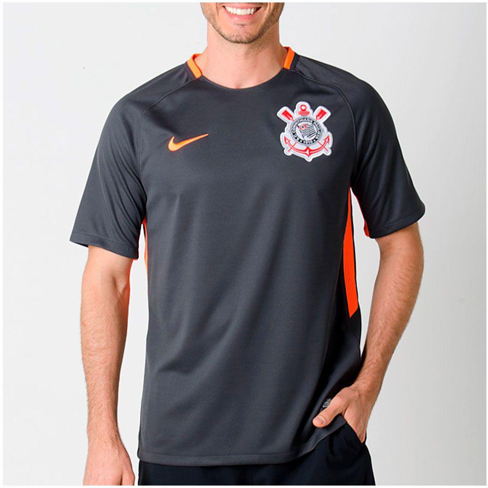Camisa Corinthians III Nike 2017/2018
