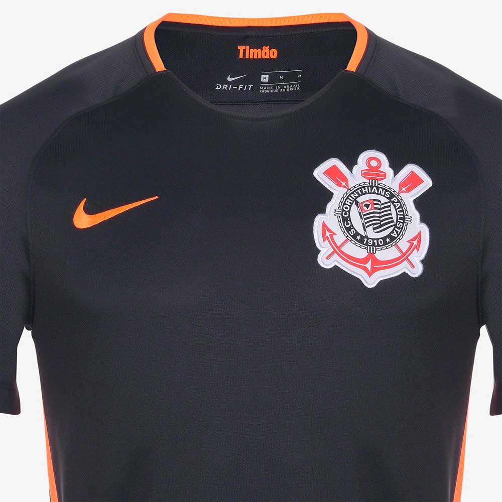 Camisa Corinthians Of. 3 3RD 2017 18 82c8cf5c690bc