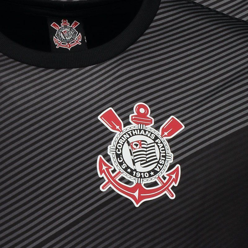 Camisa Corinthians Spr Sports Thunder