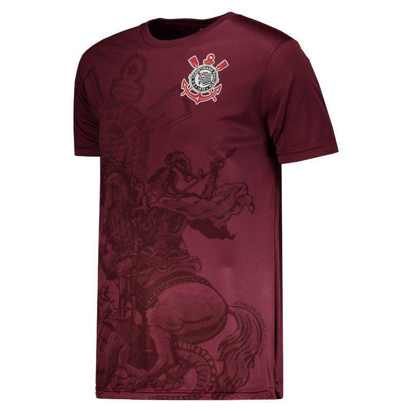 Camisa Corinthians ST Jorge SPR