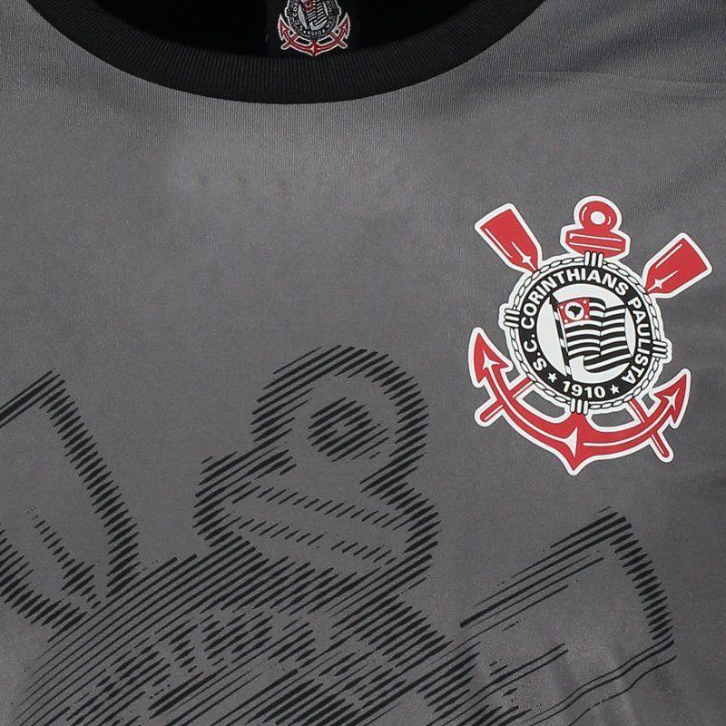 Camisa Corinthians SPR ST Jorge