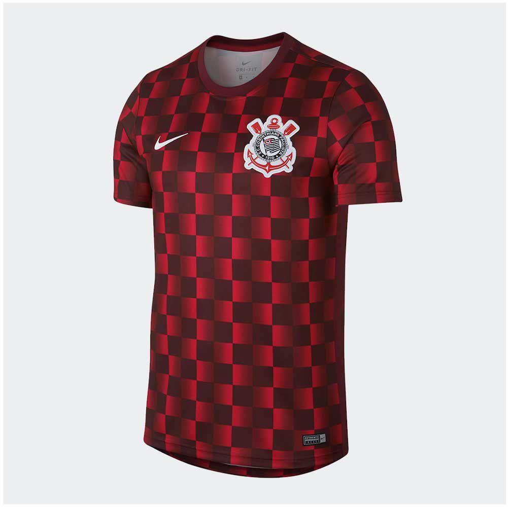 Camisa Corinthians Treino Nike 2019/20