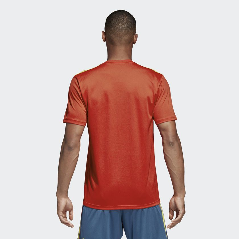 Camisa Espanha Home 2018