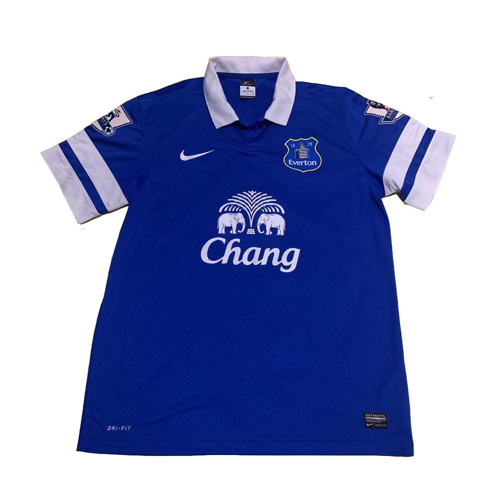 Camisa Everton I Nike 2013-2014