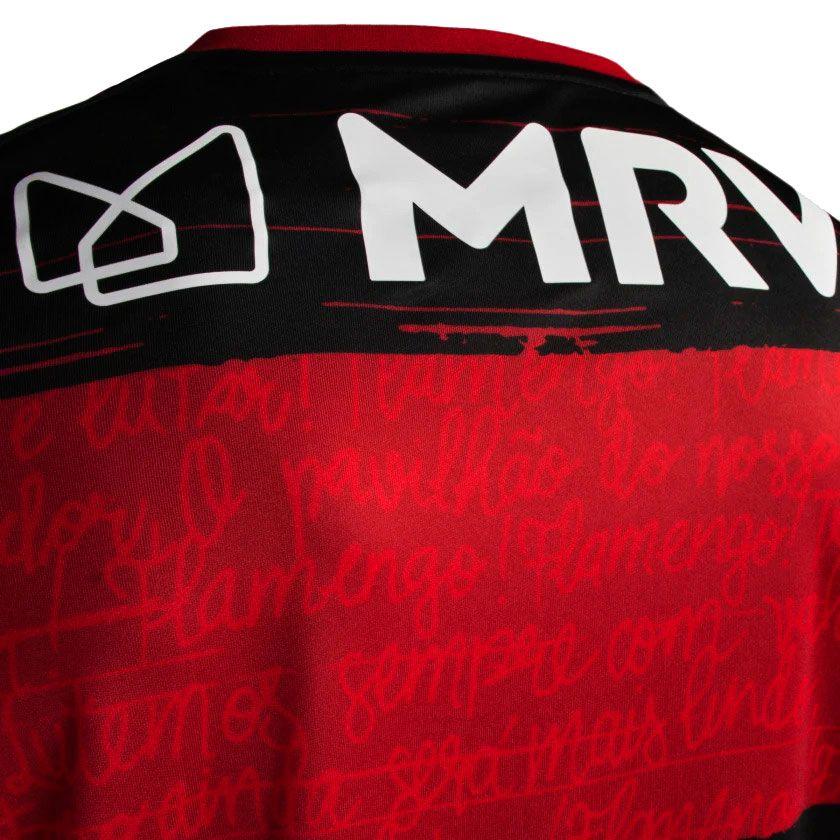 Camisa Flamengo I Adidas 2020-21