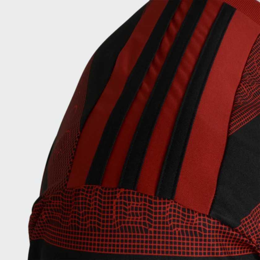 Camisa Flamengo I Adidas BS2 2019-20
