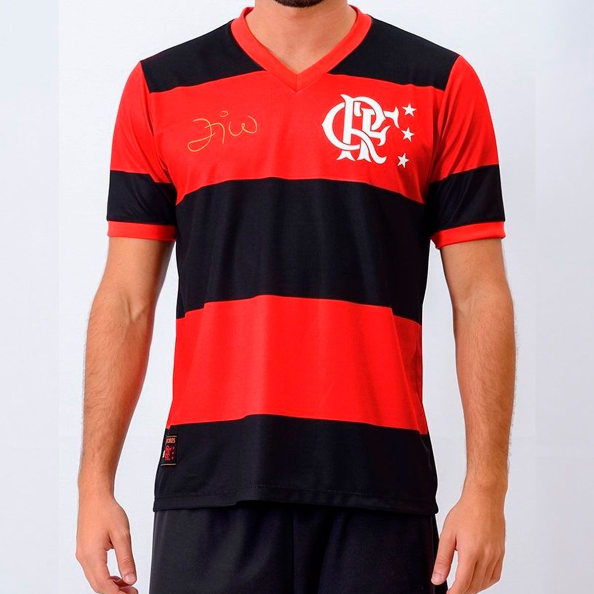 ab16326b7a Camisa Flamengo Libertadores Zico 81