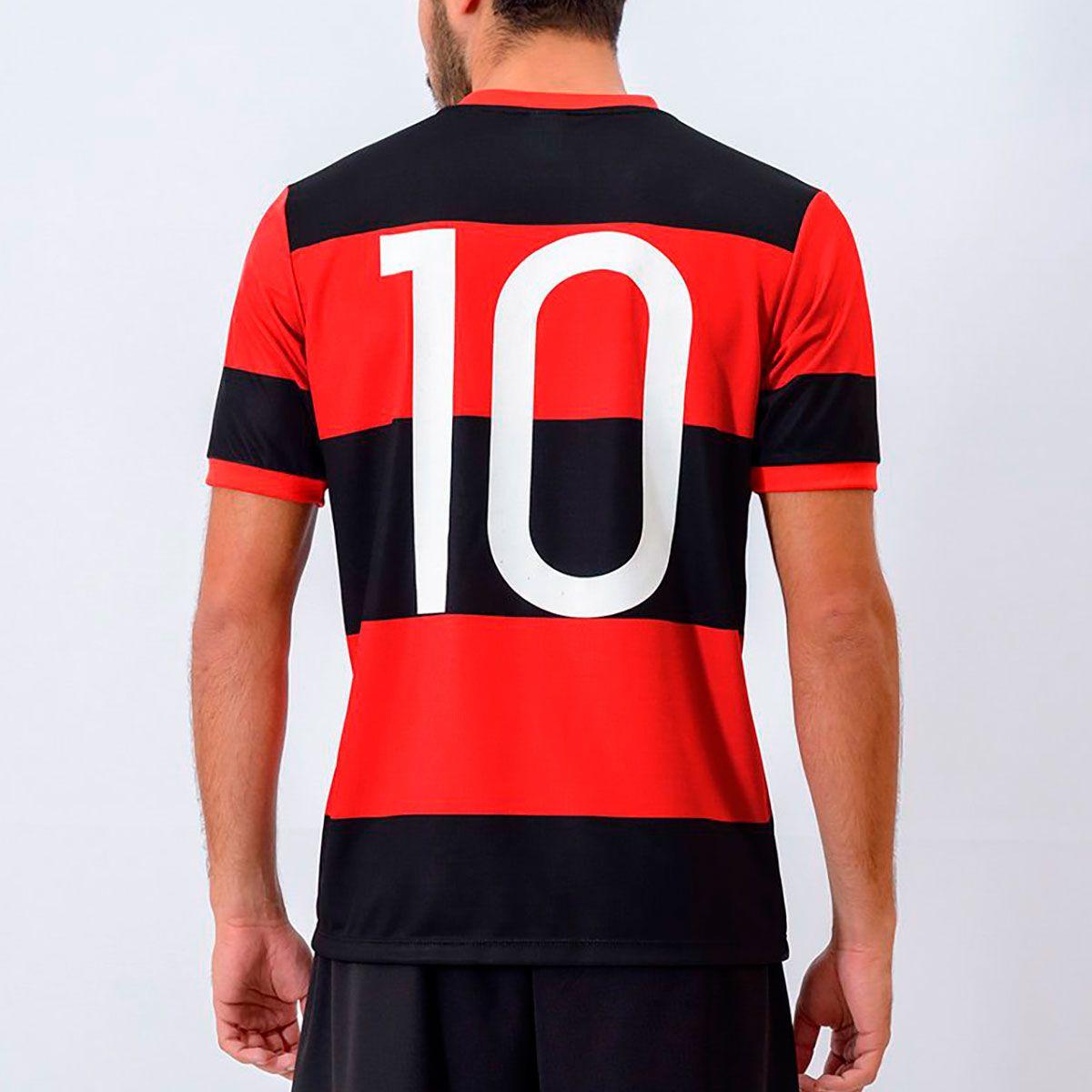 Camisa Flamengo Libertadores Zico 81 0d7a82cababde
