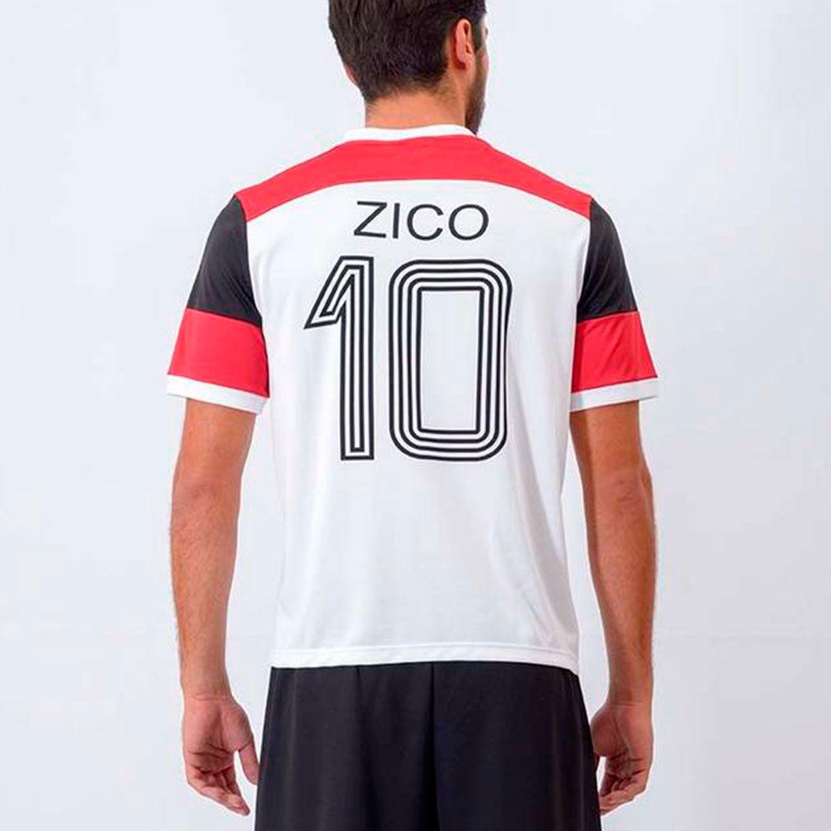 Camisa Flamengo Libertadores Zico 81 Retrô a6001d2593950