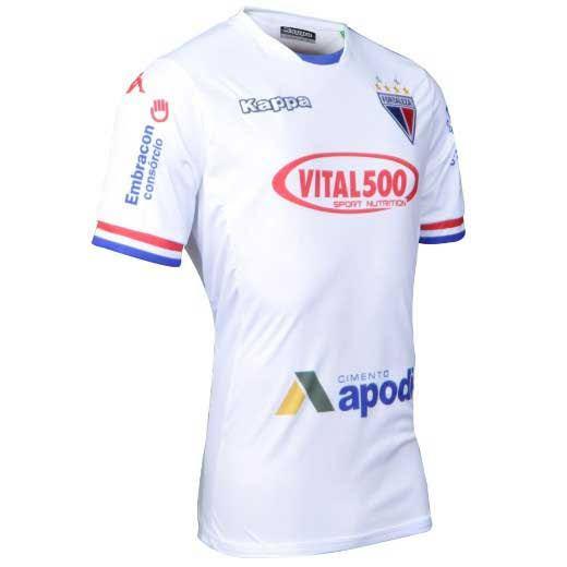 Camisa Fortaleza Oficial Jogo 2 2016 Kappa