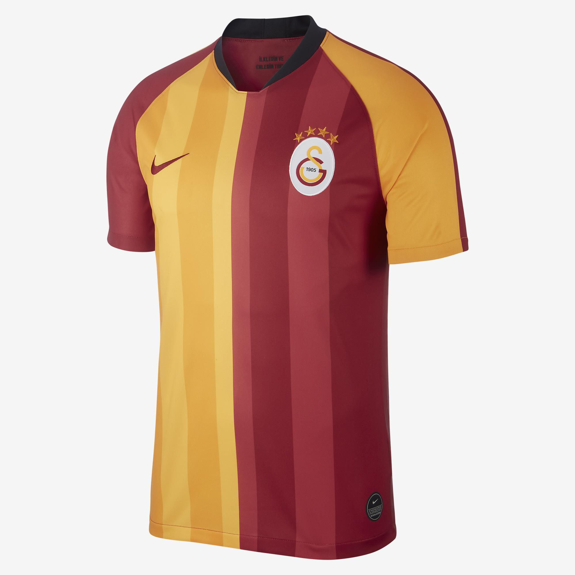Camisa Galatasaray Home Nike 2019/20