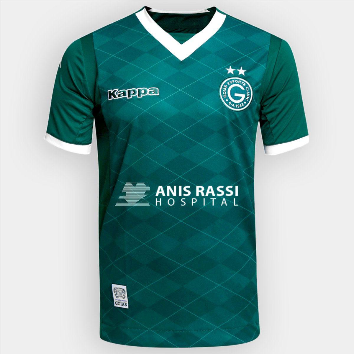 Camisa Goiás I Kappa 2015