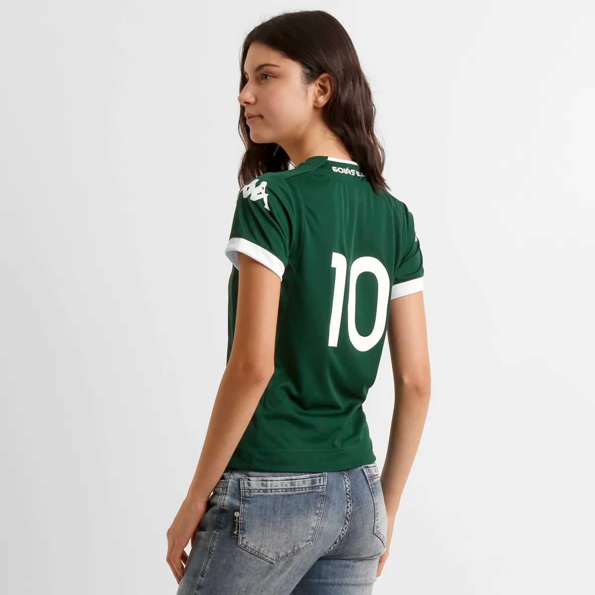 Camisa Goiás I Kappa 2015 S/N
