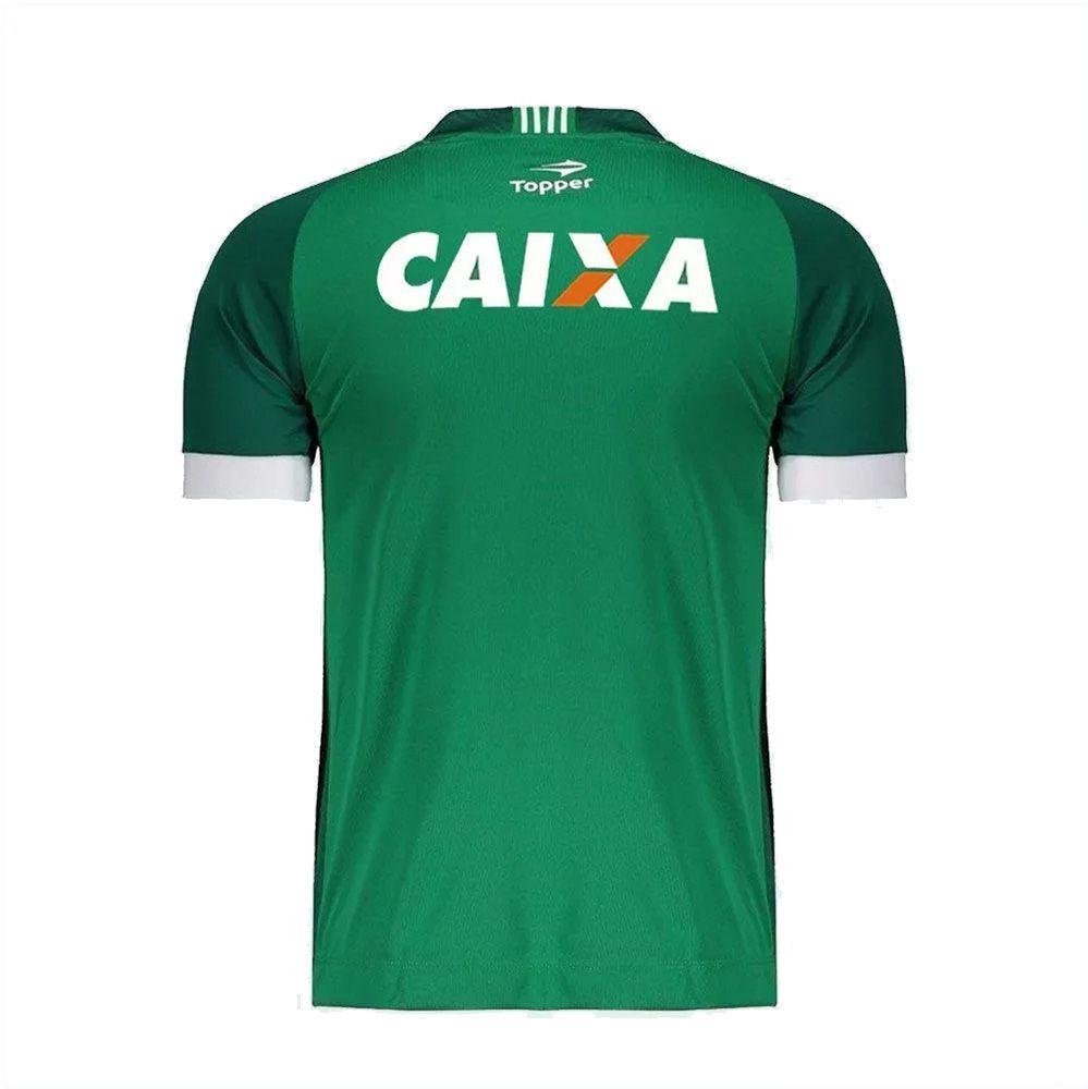 Camisa Goiás I Topper 2017 C/P - 2ª Qualidade