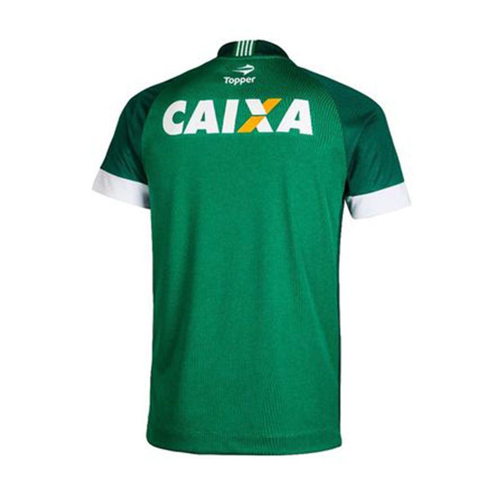 Camisa Goiás I Topper 2017 C/P Feminina - 2ª Qualidade