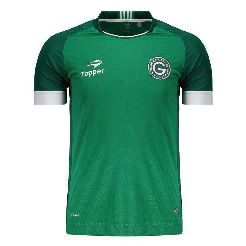 Camisa Goiás I Topper 2017 - 2ª Qualidade