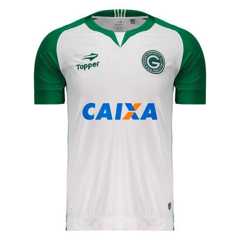 Camisa Goiás II Topper 2017 C/P - 2ª Qualidade
