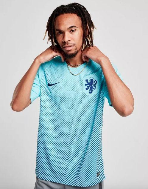 06d983eb74 Camisa Holanda Away Nike 2018
