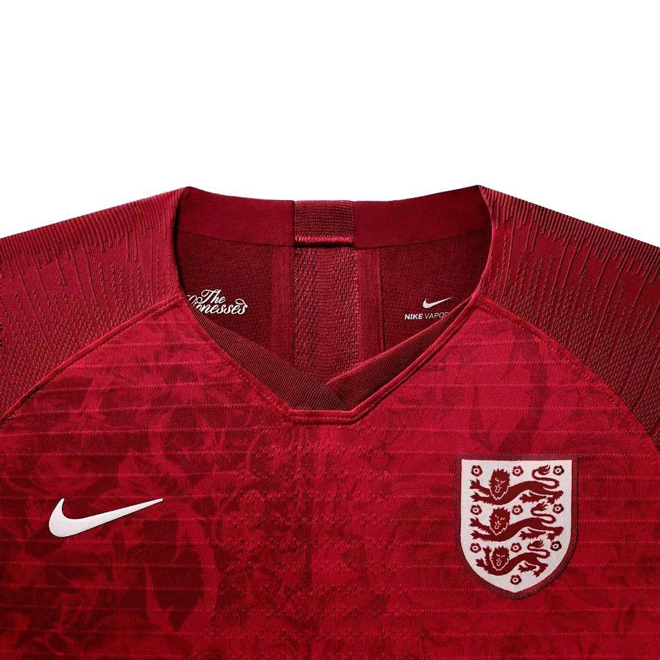 Camisa Inglaterra 1 Nike 2019 Feminina