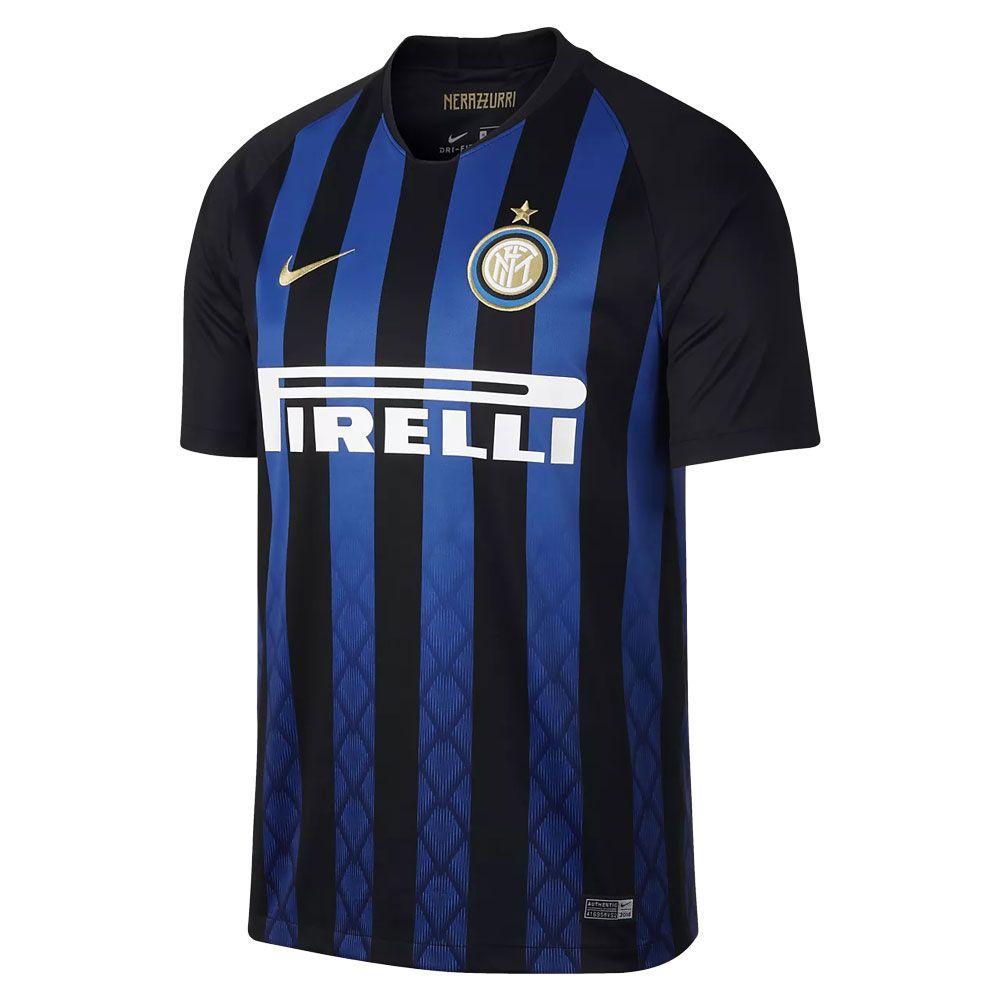Camisa Inter de Milão Home Nike 2018-19