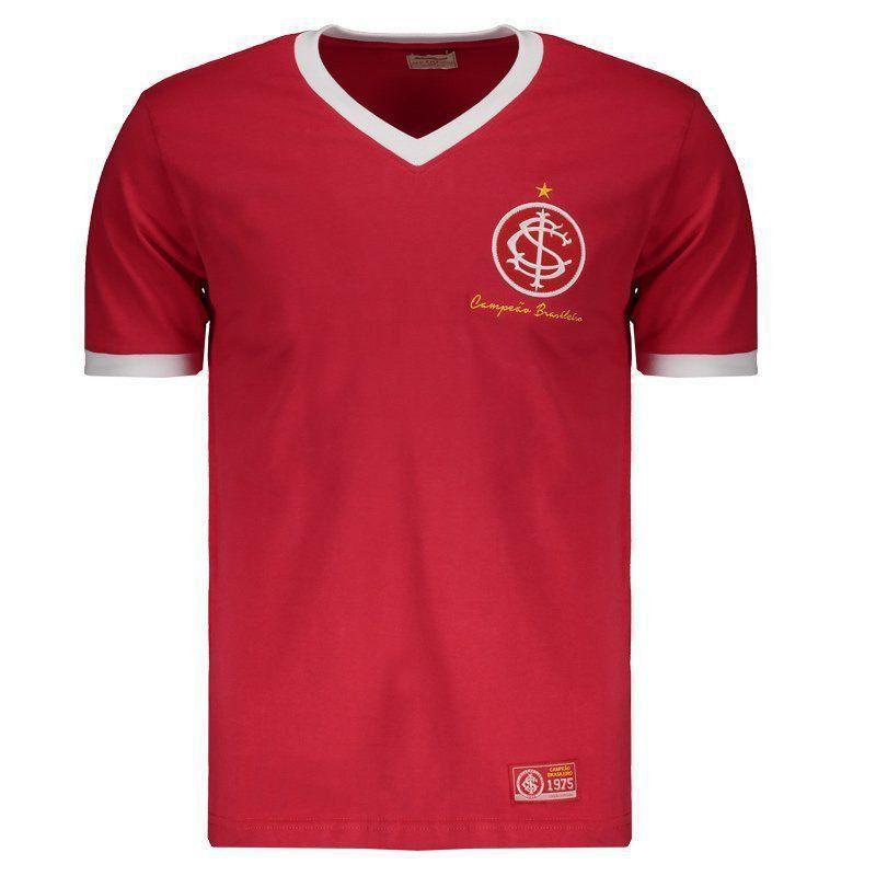 Camisa Internacional 1975 RetrôMania