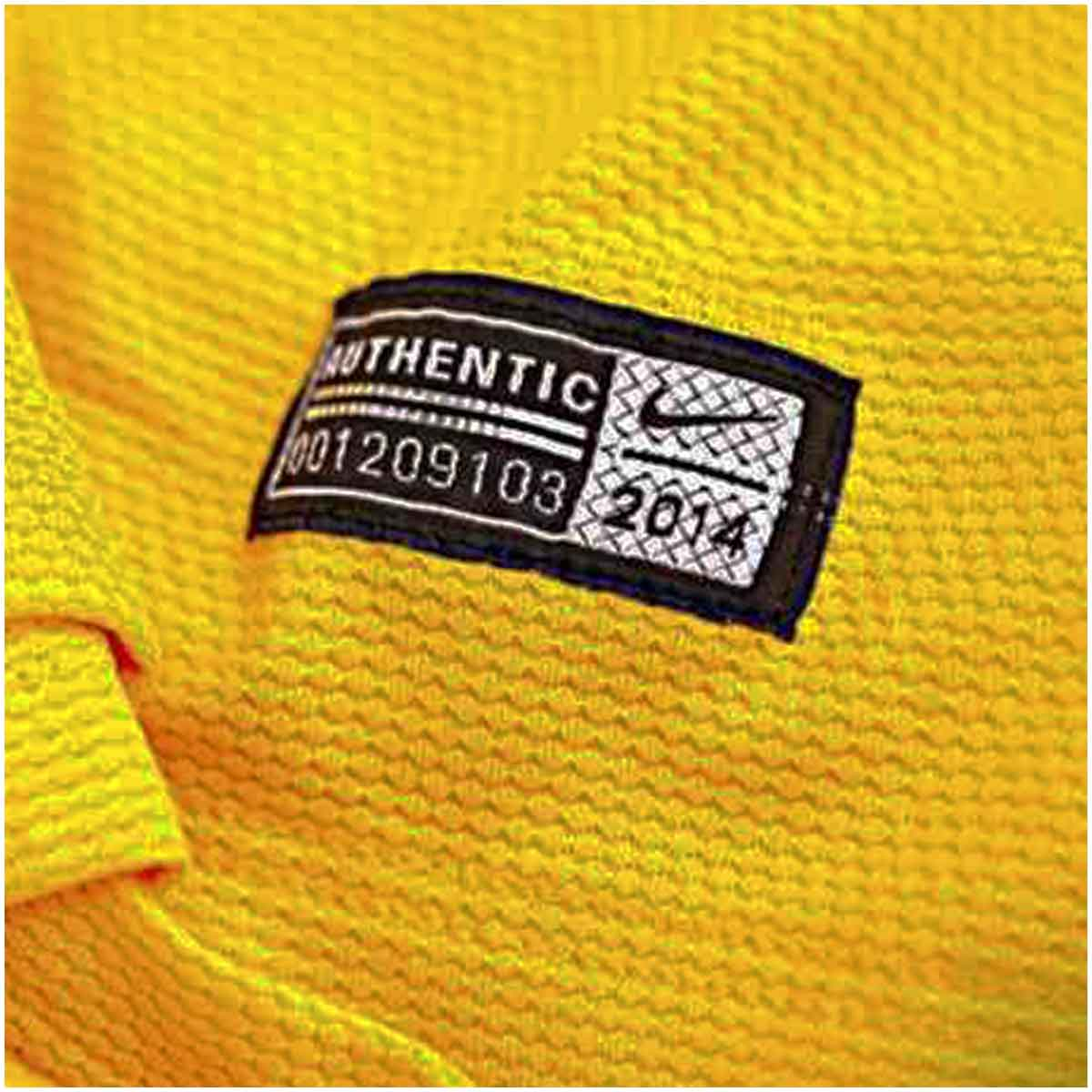 Camisa Internacional lll Nike 2014