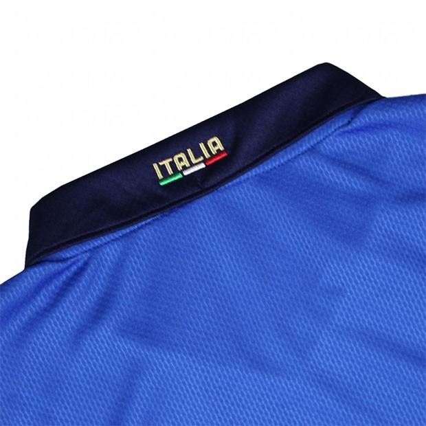 Camisa Itália Home Puma 2020-21