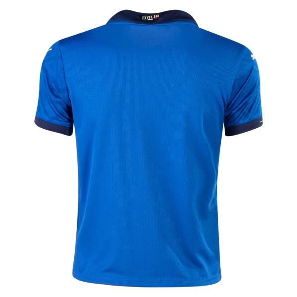 Camisa Itália I 2020/21 Infantil