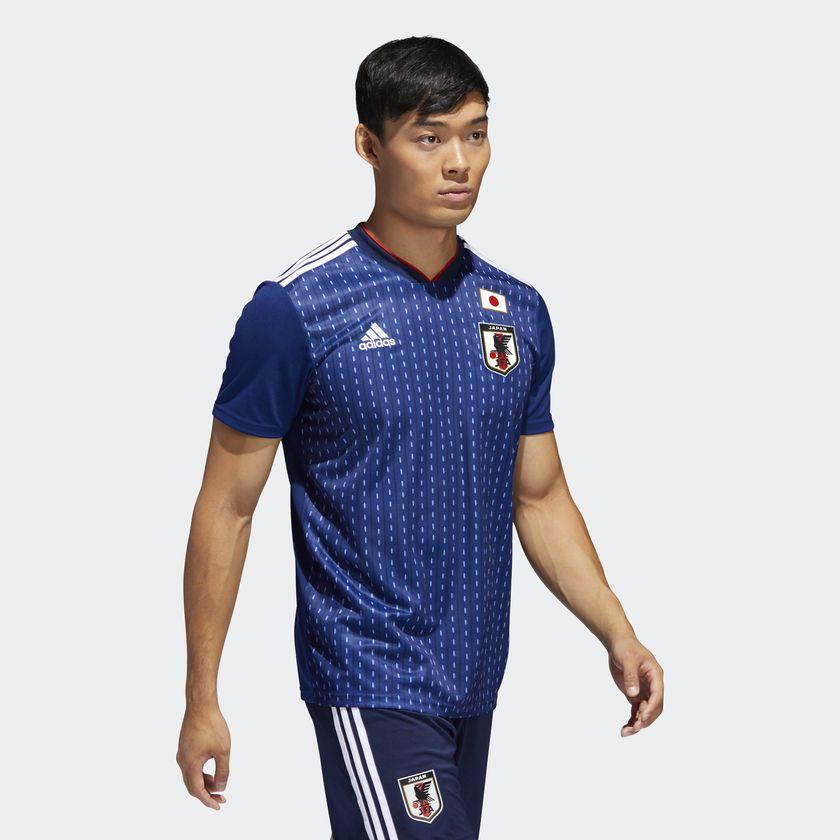 Camisa Japão Home Adidas 2018