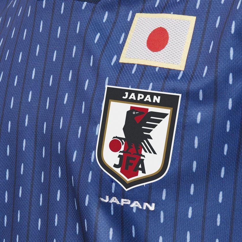 Camisa Japão I Home 2018 Infantil