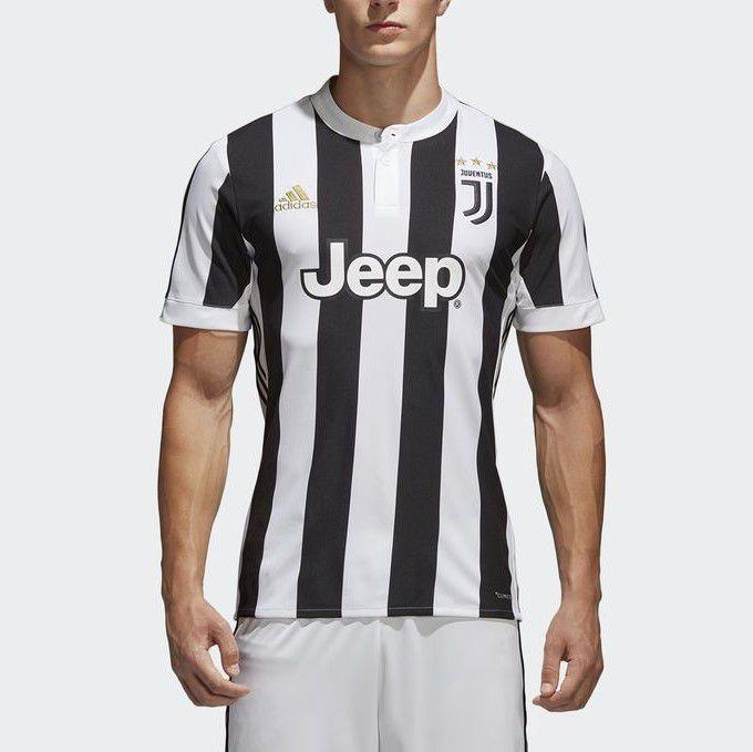 Camisa Juventus I Home 2017/18