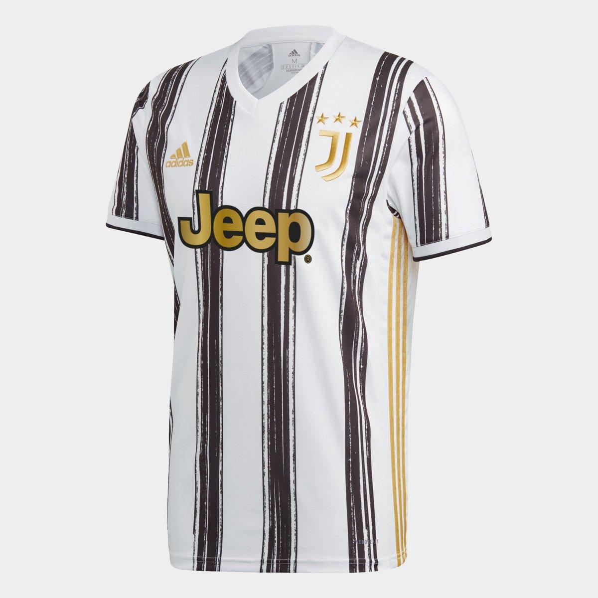 Camisa Juventus I Home 2020/21